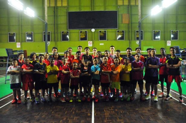 Group Photo Pemain ke Perlis